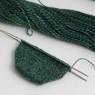 Skein knit 3