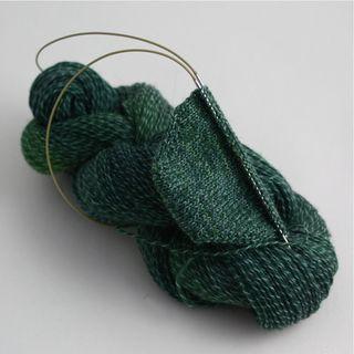 Skein knit 4